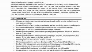 Sample Resume for software Engineer with 5 Years Experience 5 Years Experience software Engineer Resume Best Resume