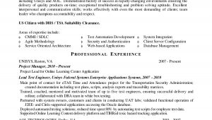 Sample Resume for software Test Engineer with Experience Sample Resume for software Test Engineer with Experience