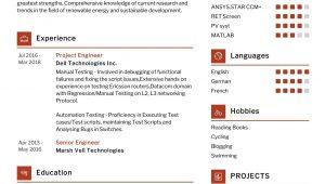 Sample Resume for solar Engineer Pdf Renewable Energy Engineer Resume Sample 2021 Writing Tips …