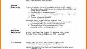 Sample Resume for Waitress Job with No Experience Make Cv for Waitress with No Experience Example A Job