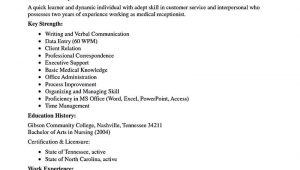Sample Resume Objectives for Medical Receptionist Receptionist Resume is Relevant with Customer Services Field …