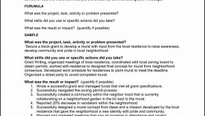 Sample Resume with A Section On Accomplishments Accomplishments Resume are Indeed Important Part Of Any Resumes …