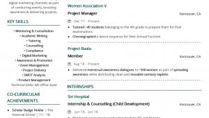 Sample Student Resume for Scholarship Application Scholarship Resume [2020 Guide with Scholarship Examples