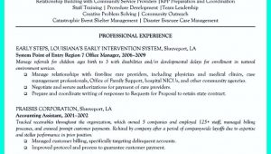 Substance Abuse Case Manager Resume Sample Inspiring Case Manager Resume to Be Successful In Gaining